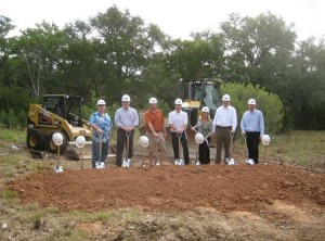 CCHOA Board of Directors May 2011 - CCCC Ground Breaking